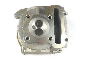 Head with valves installed  (47mm)  72cc